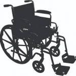 """Wheelchair 20"""""""