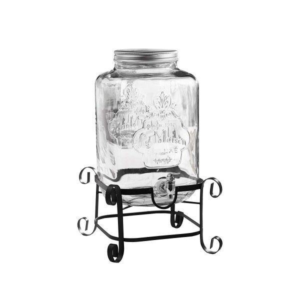 3 Gallon Drink Glass dispenser