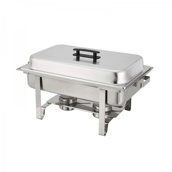 8 Qt Stainless Steel Chafer
