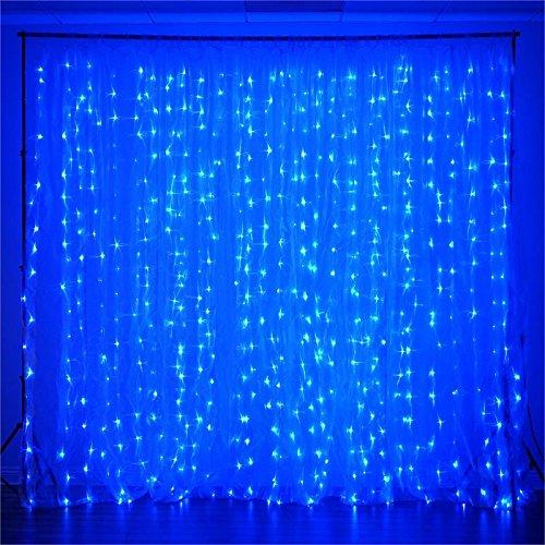 Blue Light Drapes