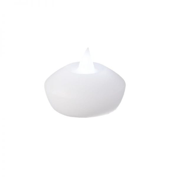 """2"""" Real wax flameless floating candles"""