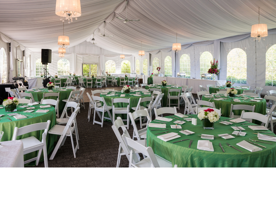 Party & Tent Rentals for your Orlando or Tampa Event Make Planning Easy